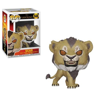 POP! Disney: The Lion King Live Action Scar