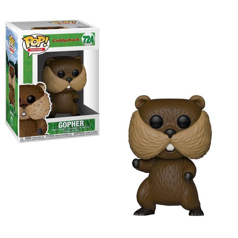 POP! Movies: Caddyshack Gopher