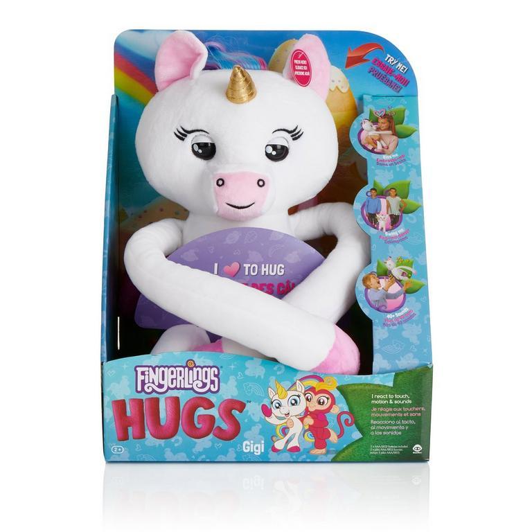 Fingerlings Hugs Unicorn Gigi