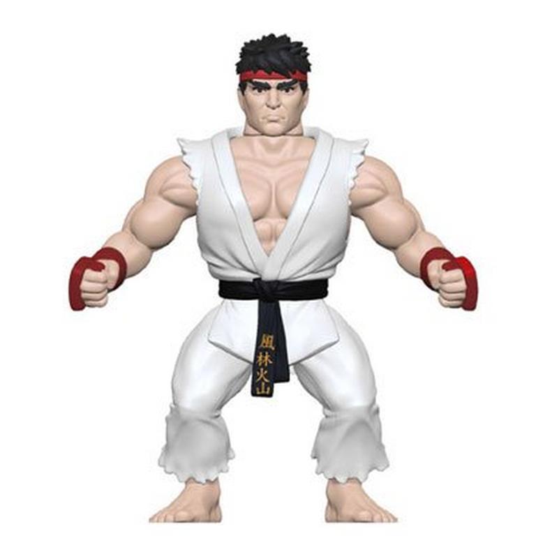 Street Fighter Ryu Savage World Action Figure