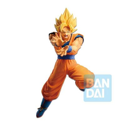 Dragon Ball Z: The Android Battle with Dragon Ball Fighterz Super Saiyan Son Goku Figure