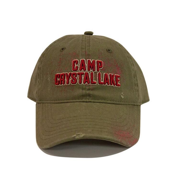Friday the 13th Camp Baseball Cap