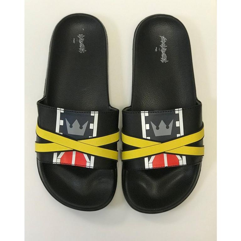 Kingdom Hearts Sora Slides