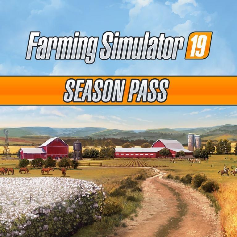 Farming Simulator 19 Season Pass