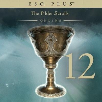 The Elder Scrolls Online: Tamriel Unlimited Plus 12 Month Subscription