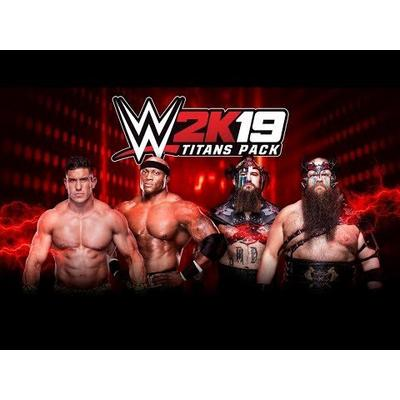 WWE 2K19: Titans Character Pack