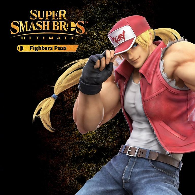 Super Smash Bros Ultimate Fighter Pass