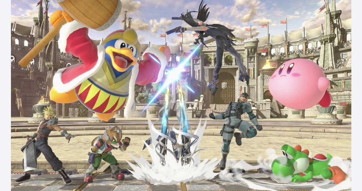 Super Smash Bros. Ultimate Fighters Pass