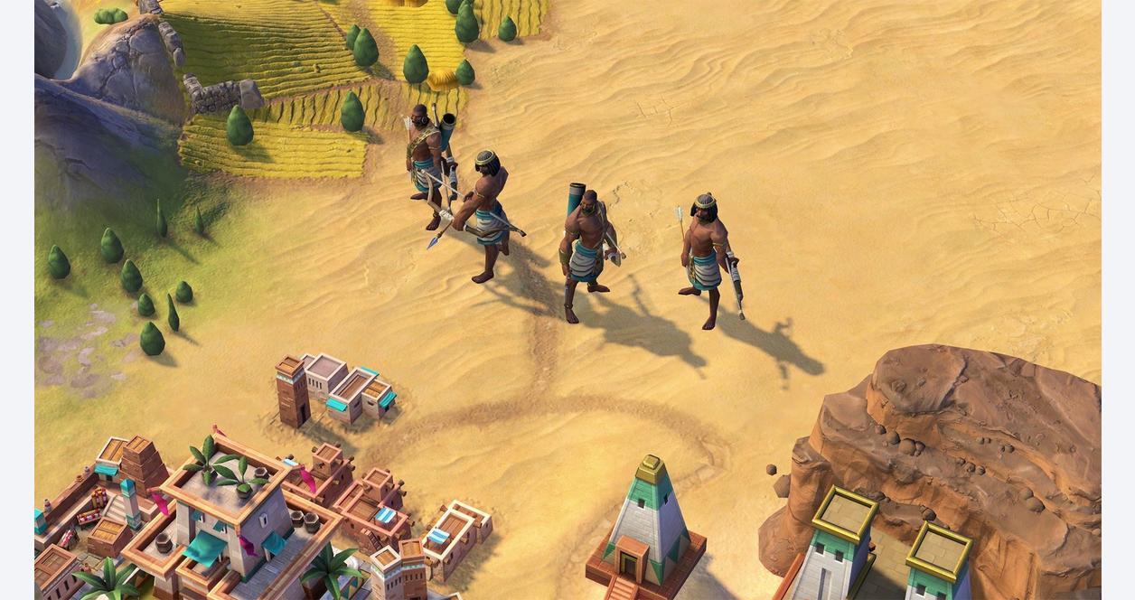Sid Meier's Civilization VI: Nubia Civilization and Scenario Pack