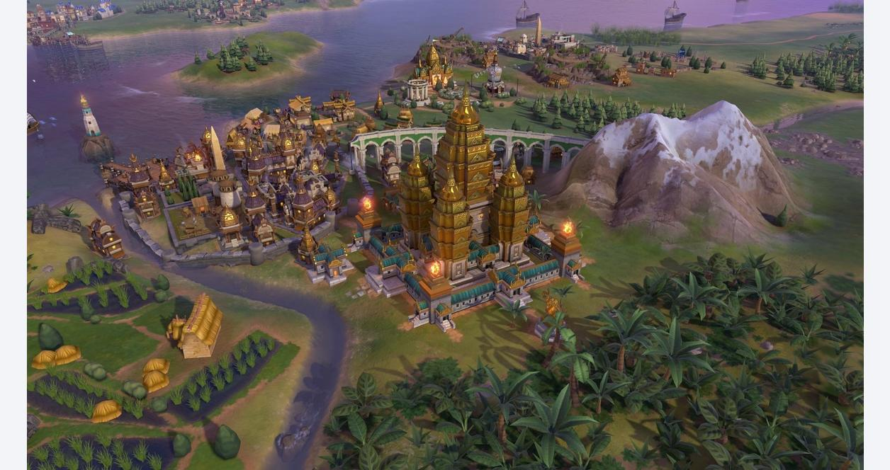 Sid Meier's Civilization VI - Khmer and Indonesia Civilization & Scenario Pack