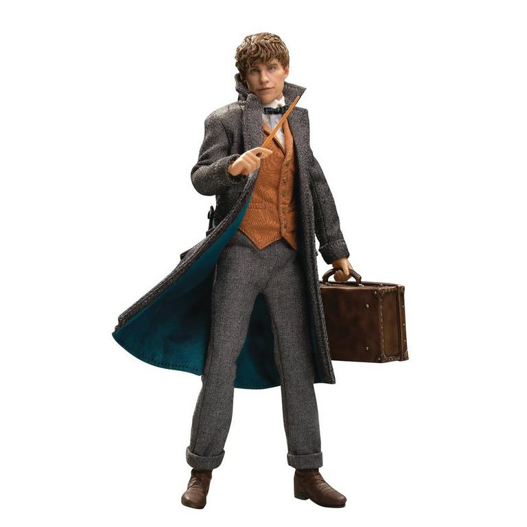 Fantastic Beasts Newt Scamander Action Figure