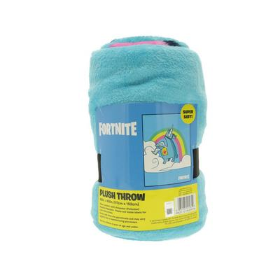 Fortnite Unicorn Blanket