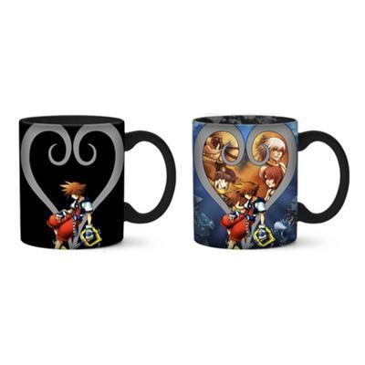 Kingdom Hearts Sora Heat Change Mug