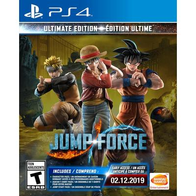 Jump Force Ultimate Edition