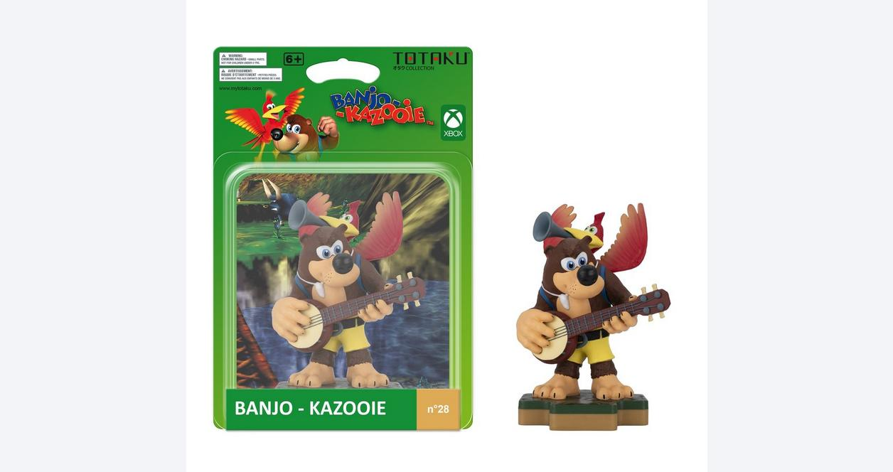 Banjo Kazooie TOTAKU Collection Figure