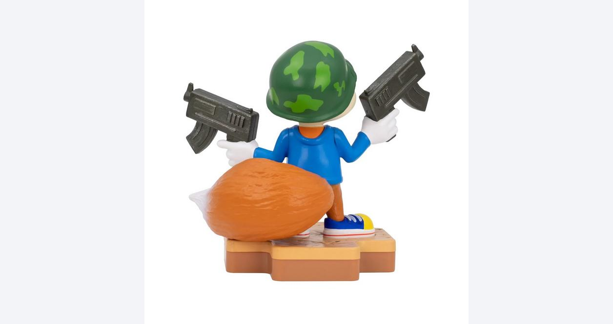 Conkers Bad Fur Day Conker TOTAKU Collection Figure