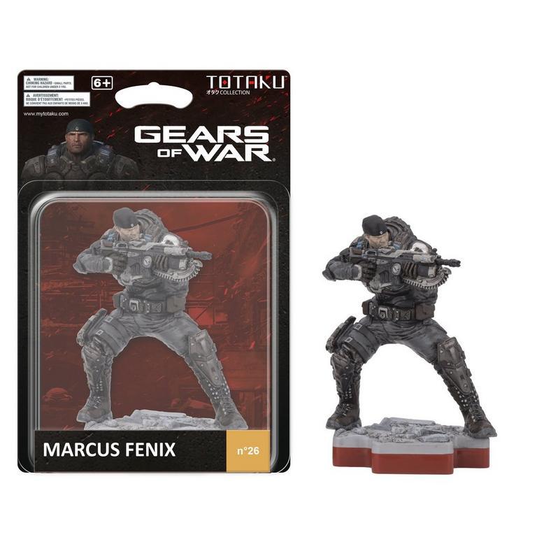 Gears of War Marcus Fenix TOTAKU Collection Figure
