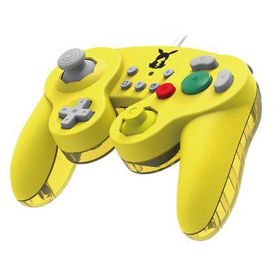 Nintendo Switch Pikachu Battle Pad Controller