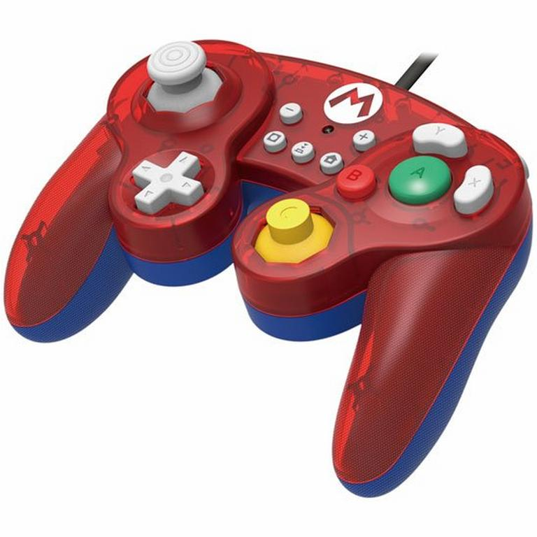 Nintendo Switch Battle Pad Controller - Mario