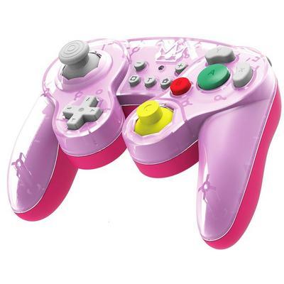 Nintendo Switch Princess Peach Battle Pad Controller