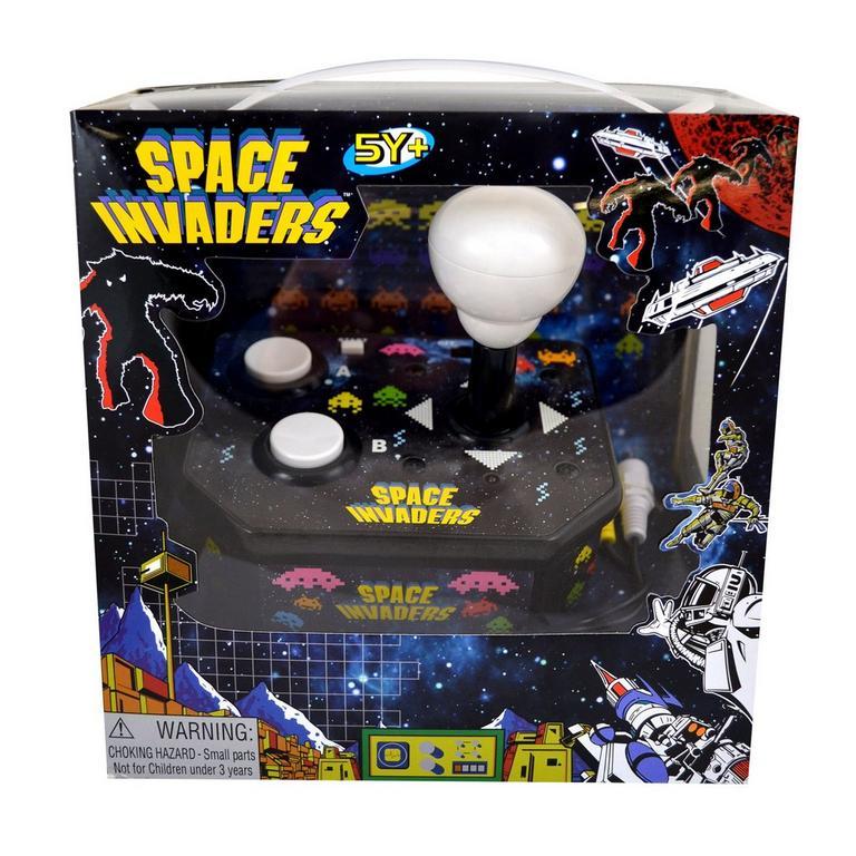 TV Arcade Space Invaders