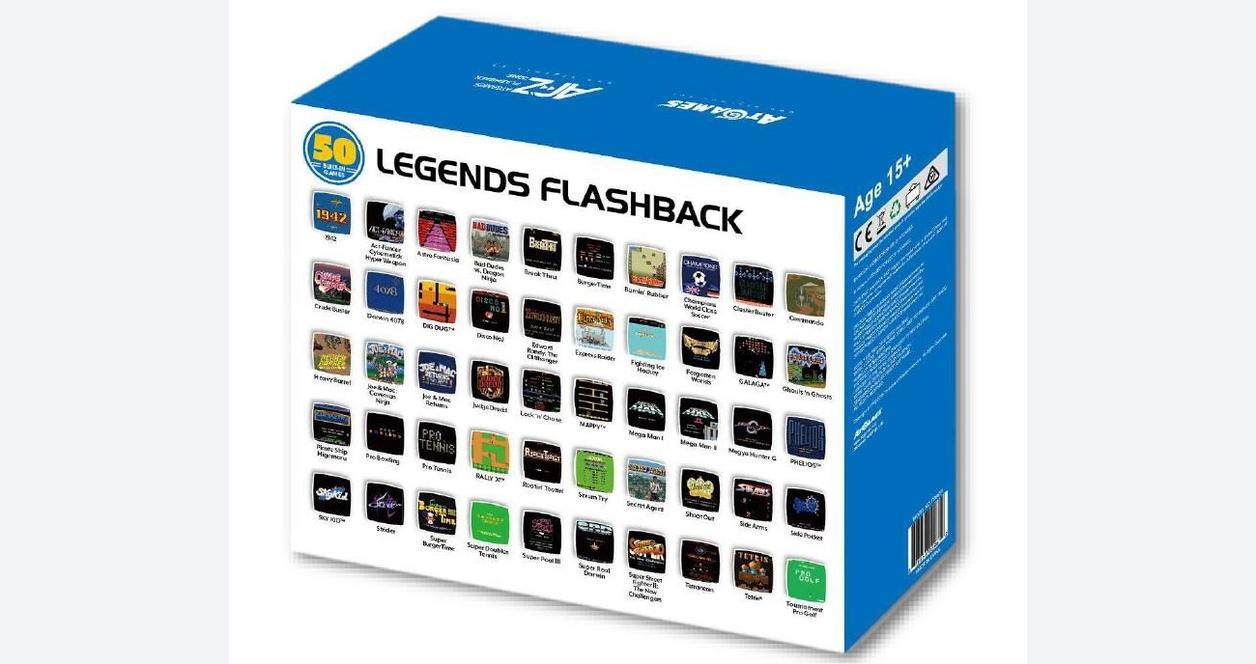 Arcade Legends Flashback