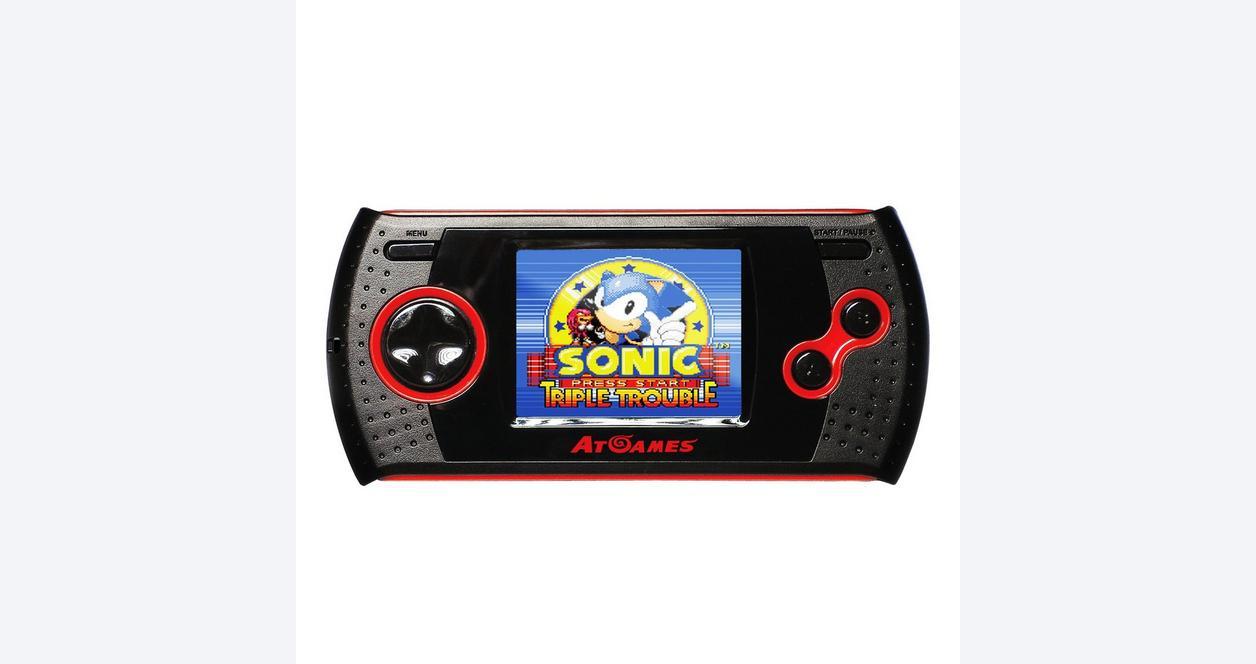 Arcade Gamer Portable