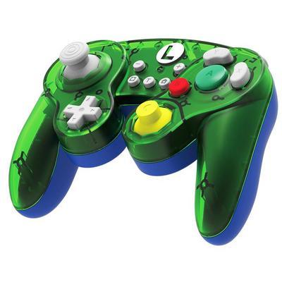 Nintendo Switch Luigi Battle Pad Controller