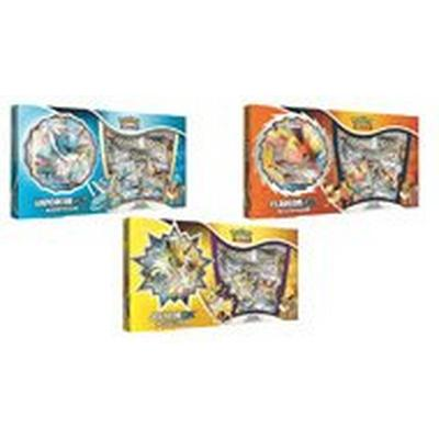 Pokemon Trading Card Game: Eevee Evolution GX Special Collection