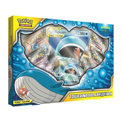 Pokemon Trading Card Game: Towering Splash GX Box