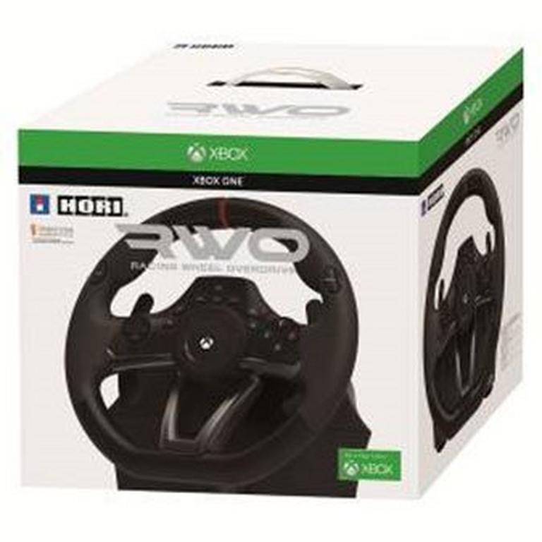 Xbox One Racing Wheel Overdrive