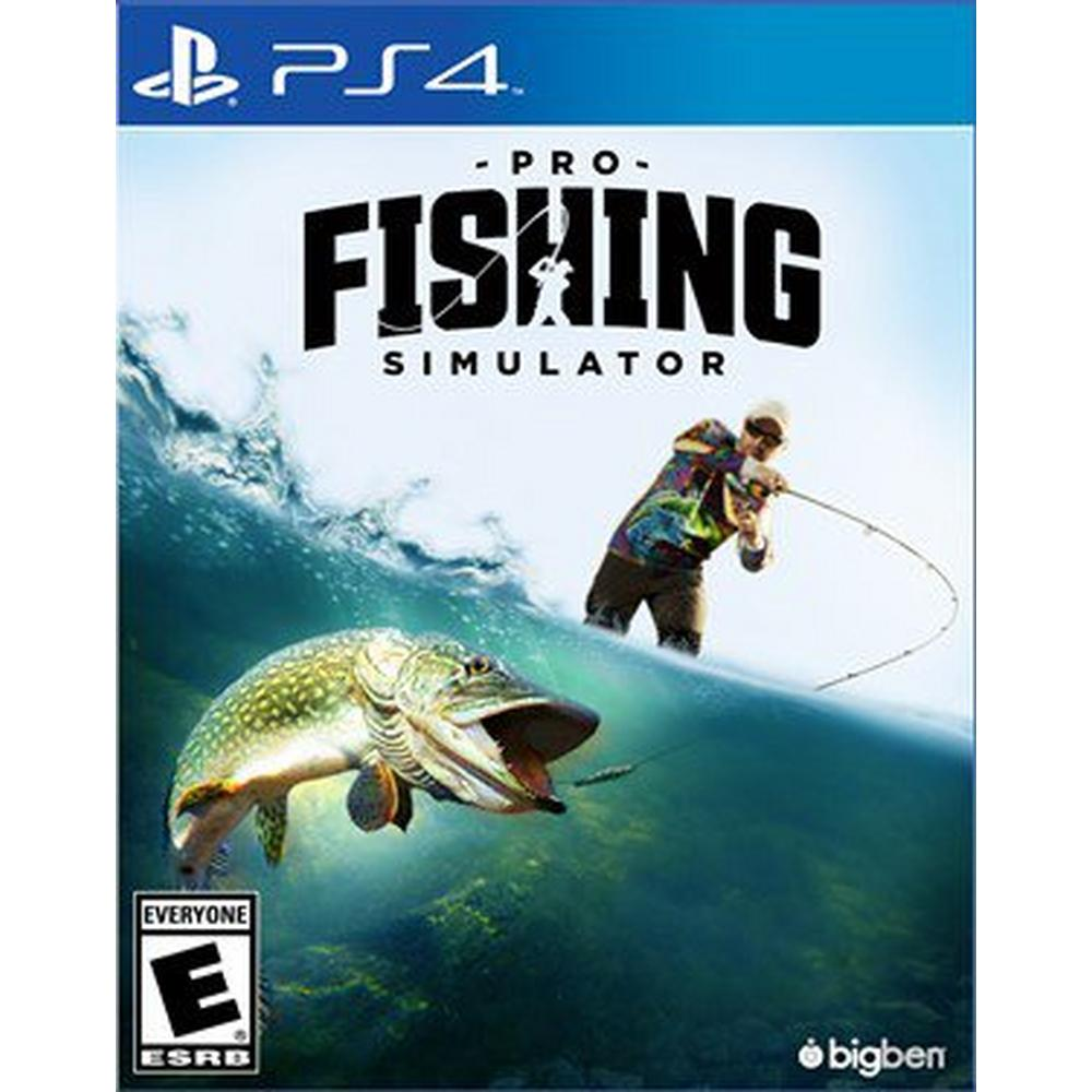 Pro Fishing Simulator   PlayStation 4   GameStop