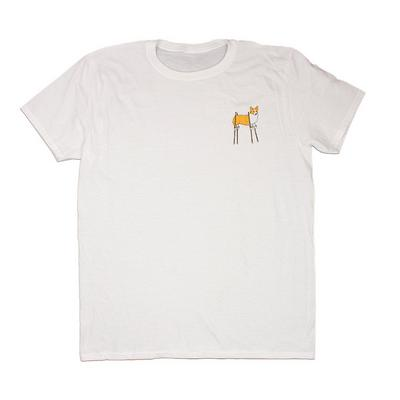 Lil' Pup Big Dreams Mens T-Shirt