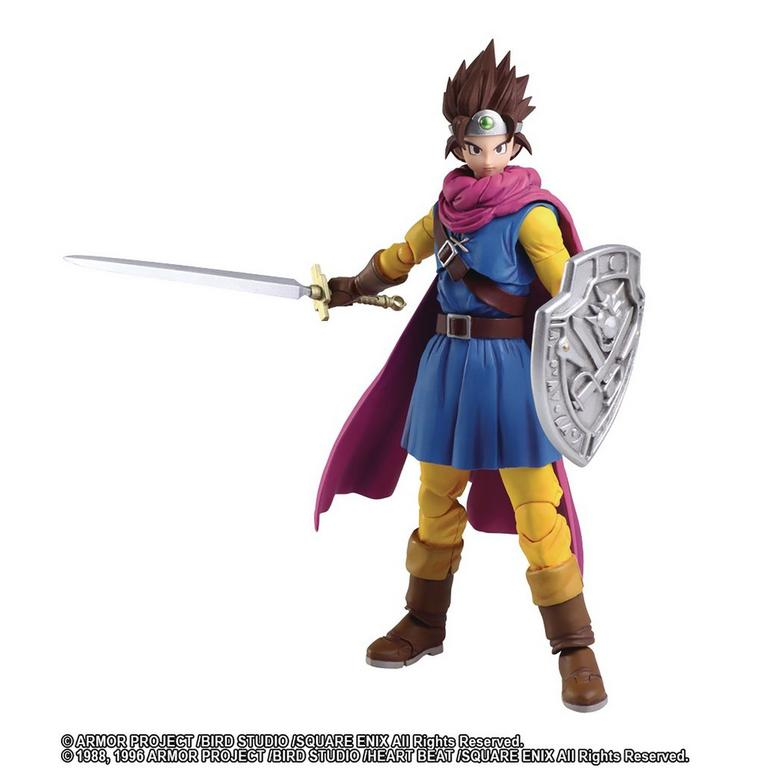 Dragon Quest III: The Seeds of Salvation Hero Bring Arts Figure