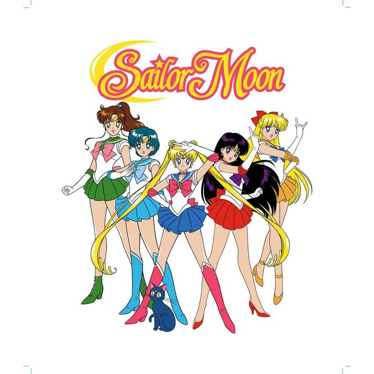 Sailor Moon Vintage T-Shirt