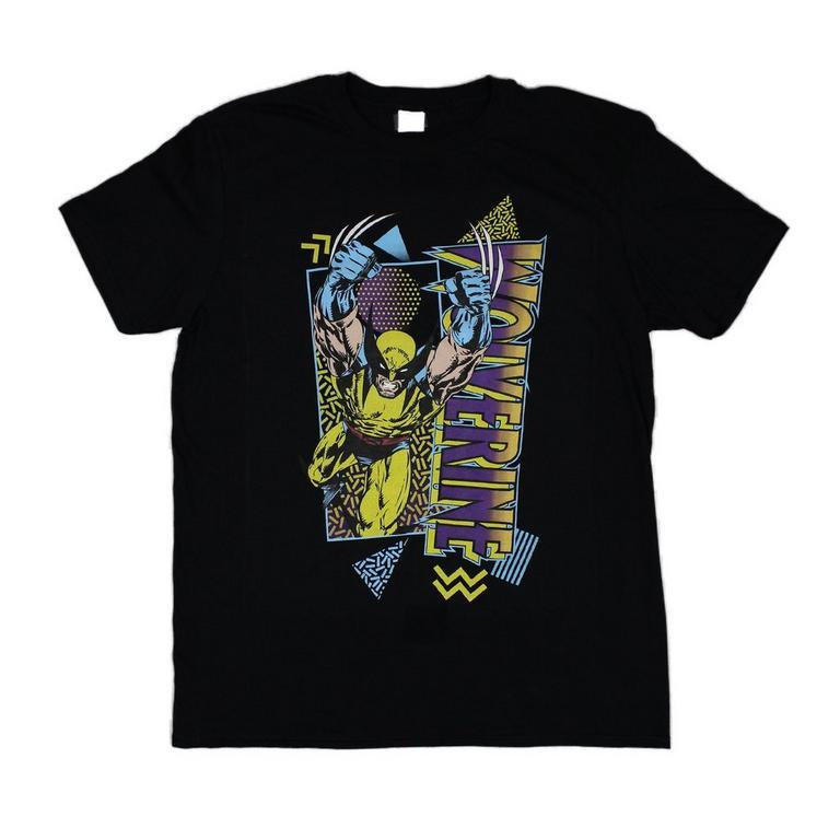 X-Men 90's Wolverine T-Shirt