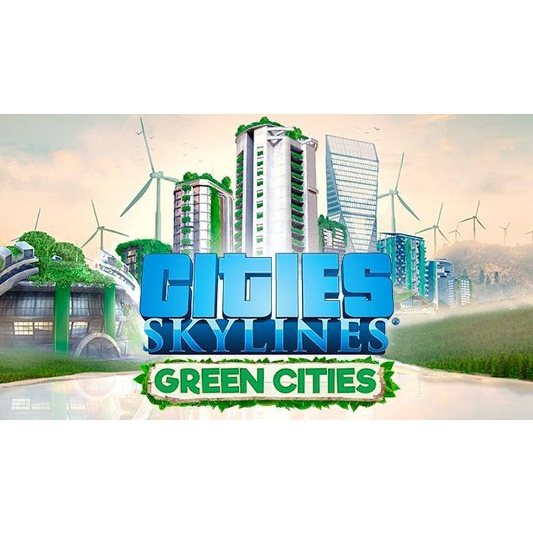 Cities Skylines: Green Cities