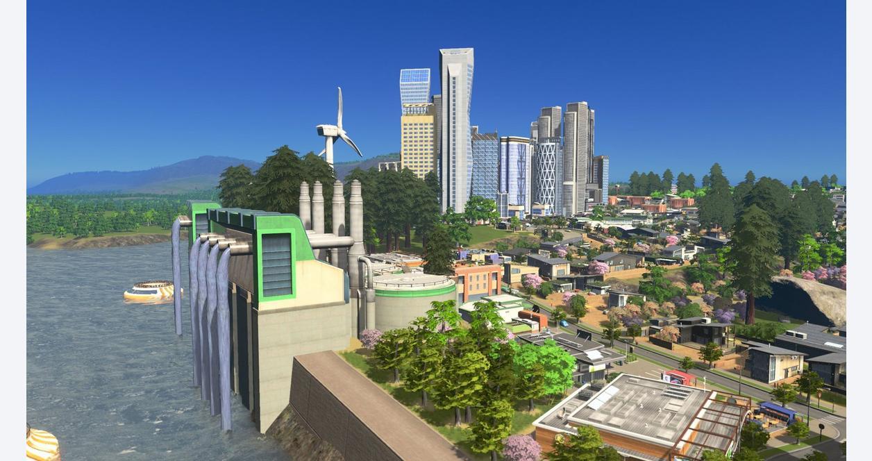 Cities Skylines: Green Cities