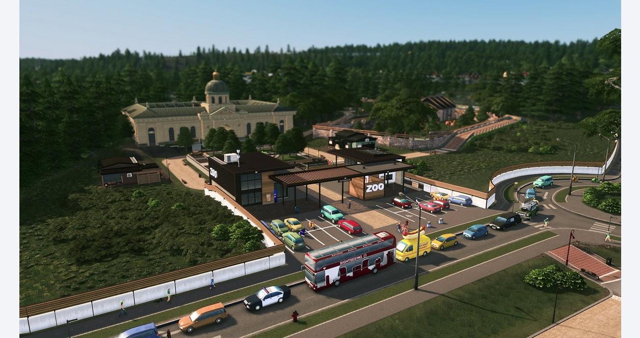 Cities Skylines: Parklife