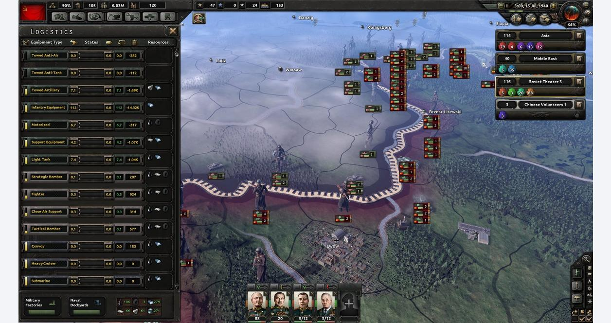 Hearts of Iron IV: Cadet