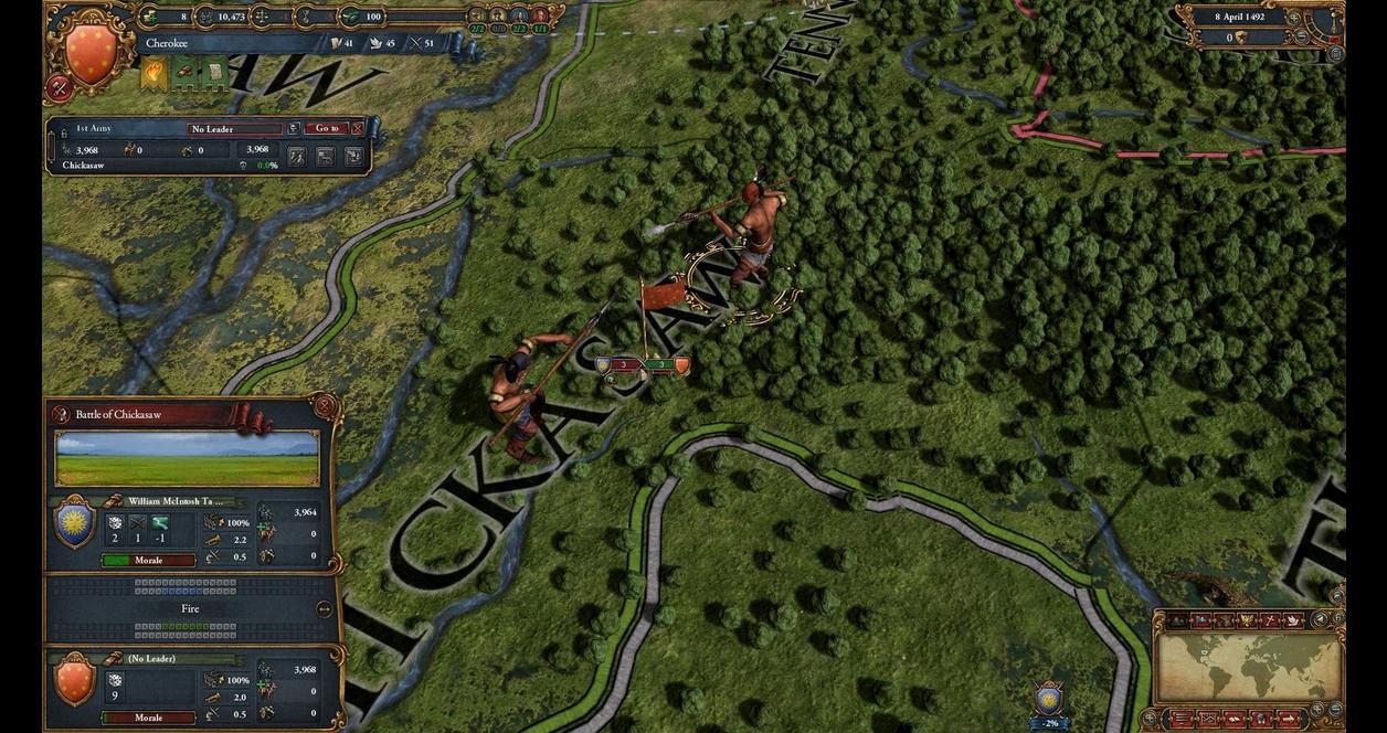 Europa Universalis IV: Conquest Paradise