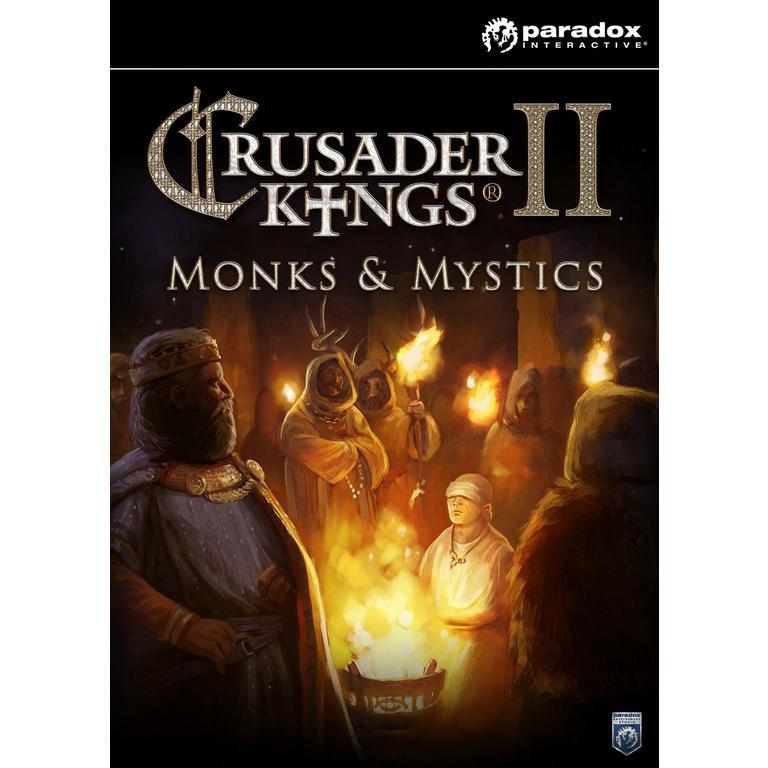 Crusader Kings II: Monks and Mystics