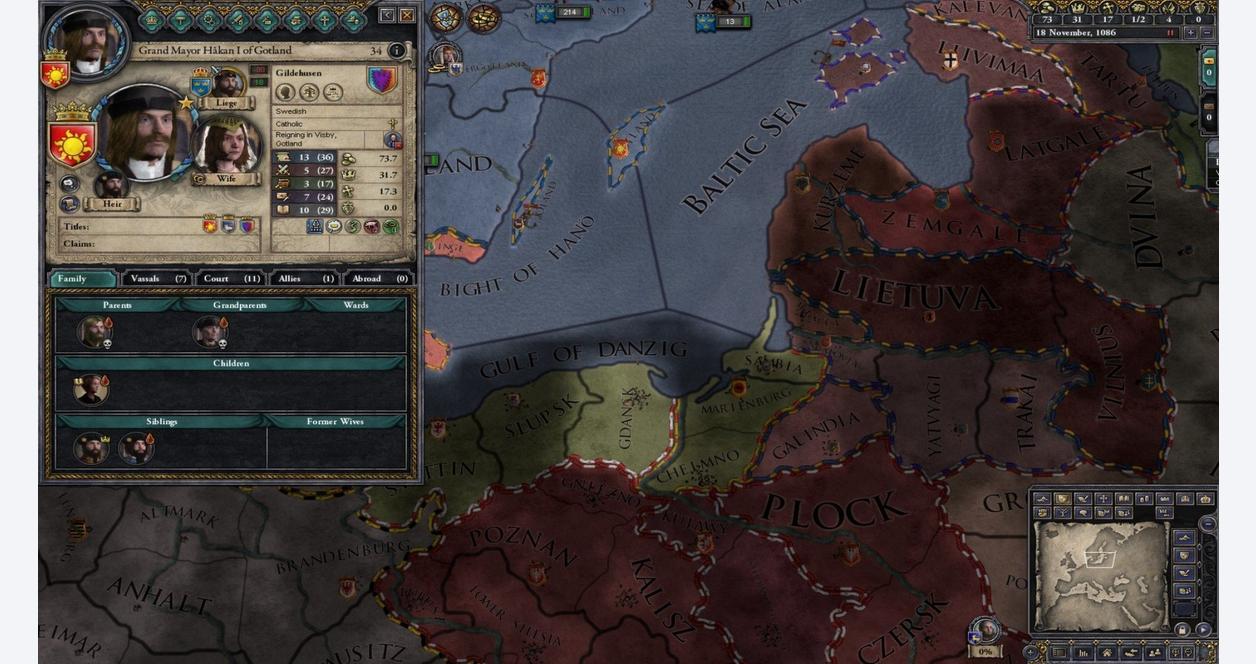 Crusader Kings II: The Republic
