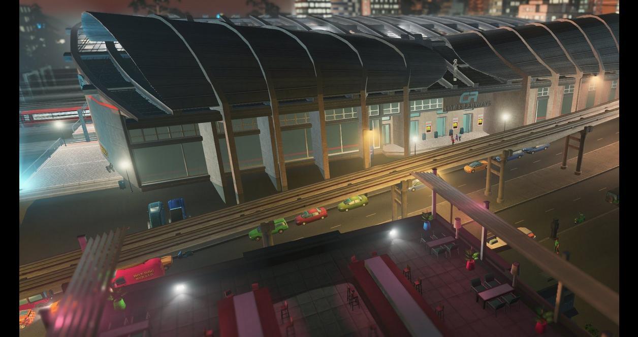 Cities Skylines: Mass Transit