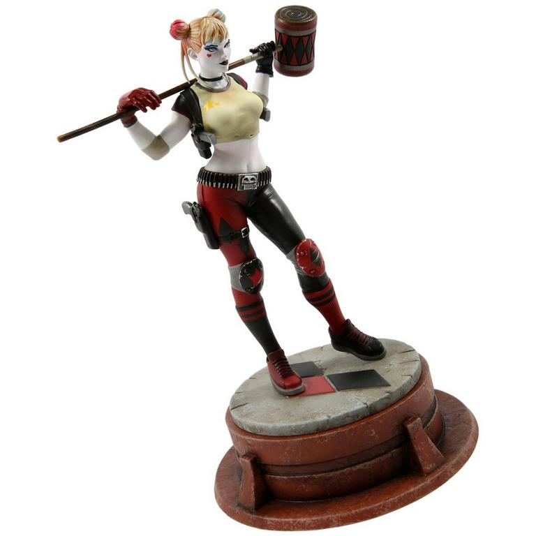 Harley Quinn by Jim Lee Statue Only at GameStop