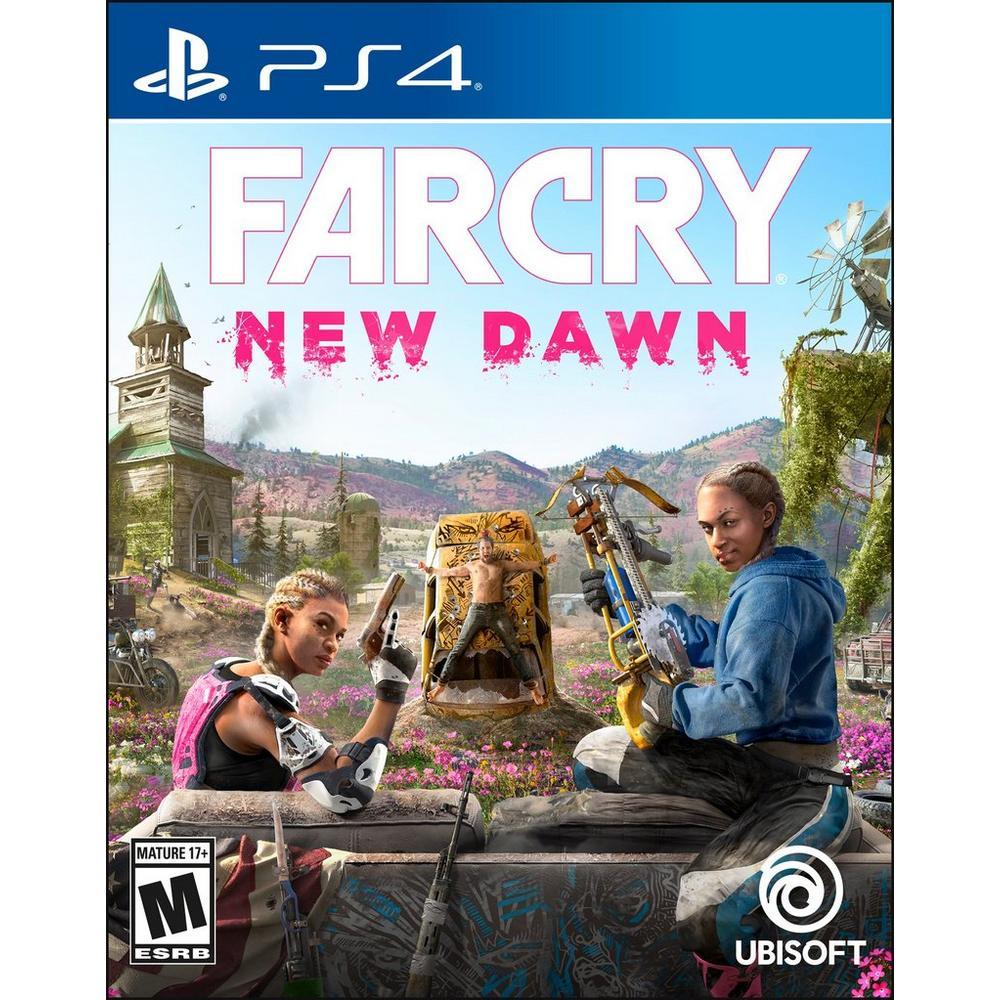 Far Cry New Dawn Playstation 4 Gamestop
