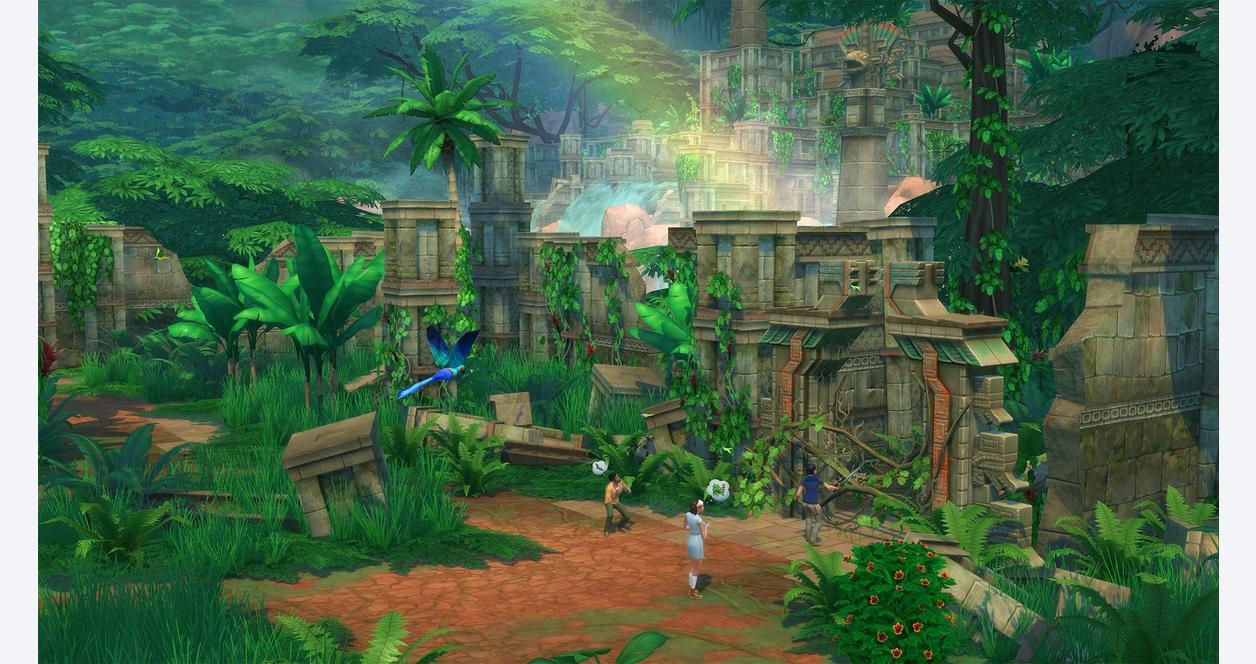 Sims 4: Jungle Adventure Pack