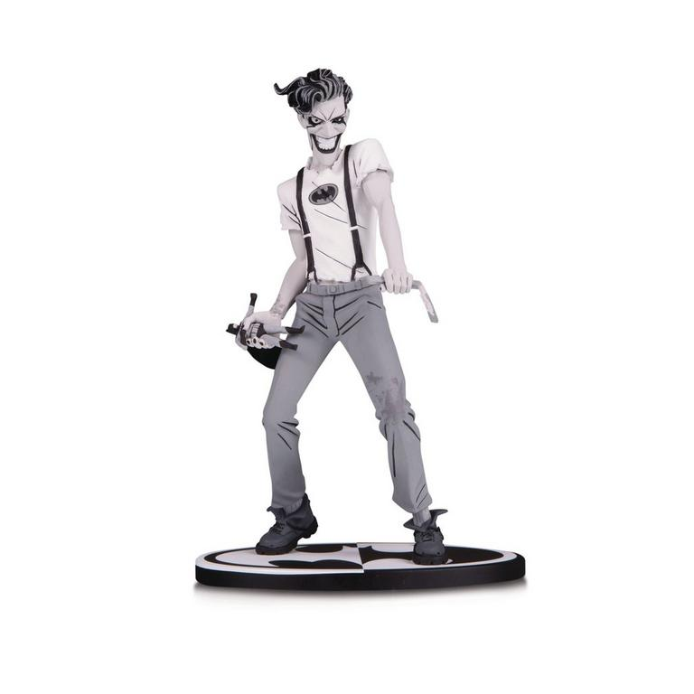 Batman: White Knight The Joker by Sean Murphy Black and White Statue