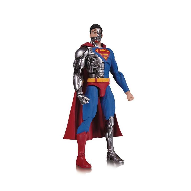 Cyborg Superman DC Essentials Action Figure