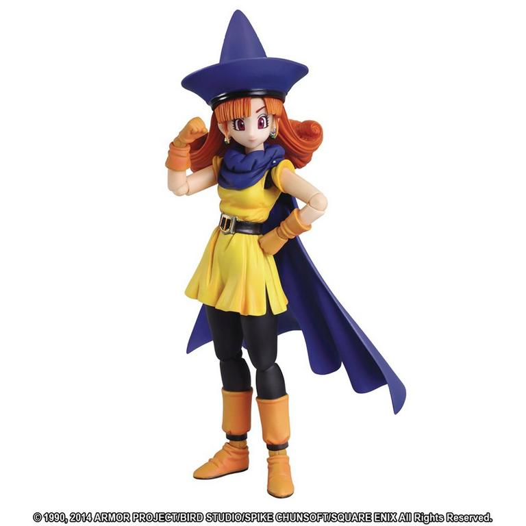 DRAGON QUEST IV: Chapters of the Chosen Alena Bring Arts Action Figure